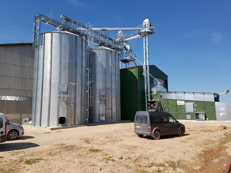 Birstošu materiālu transportēšanas un uzglabāšanas automatizācija-3