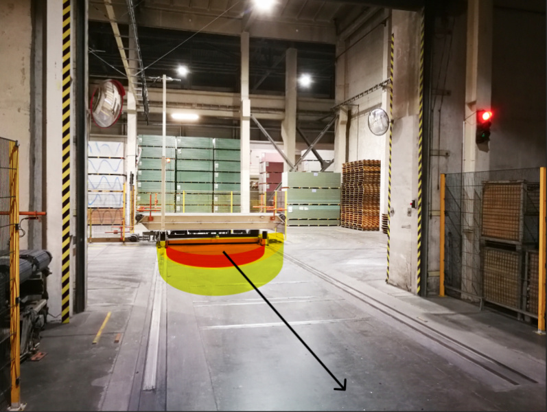 KNAUF chooses safe production environment with MicroScan3-3