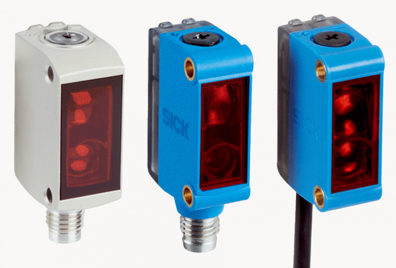 SICK G6 series: universal optical sensors for detecting all types of objects-0