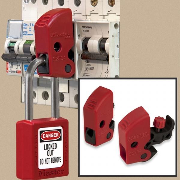 Master Lock - drošības slēdzeņu un brīdinājuma zīmju risinājumi-13