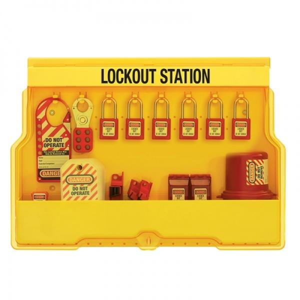 Master Lock - drošības slēdzeņu un brīdinājuma zīmju risinājumi-7