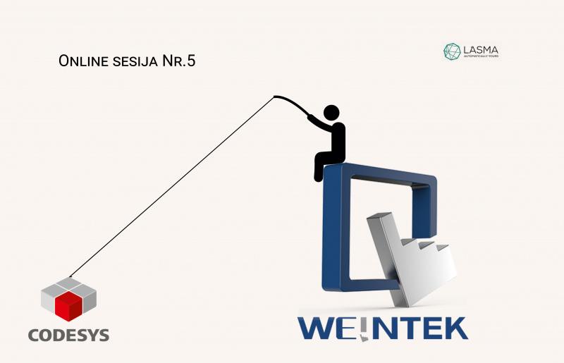 WEINTEK Online session 5.0, September 30 at 13:30-1