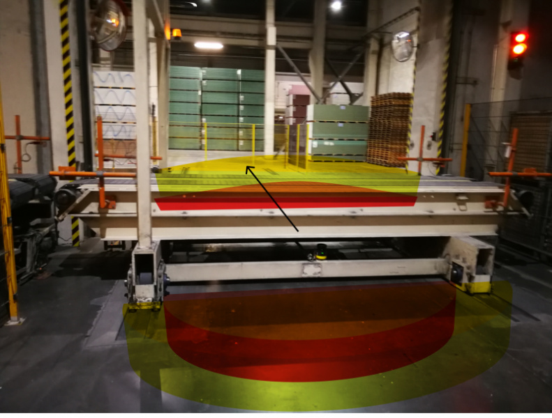 KNAUF chooses safe production environment with MicroScan3-4