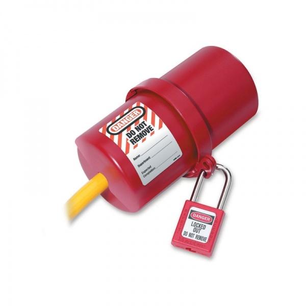 Master Lock - drošības slēdzeņu un brīdinājuma zīmju risinājumi-20