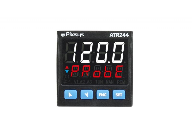 Jaunās paaudzes PIXSYS BLUE LINE PID Procesu parametriskie kontrolleri-5