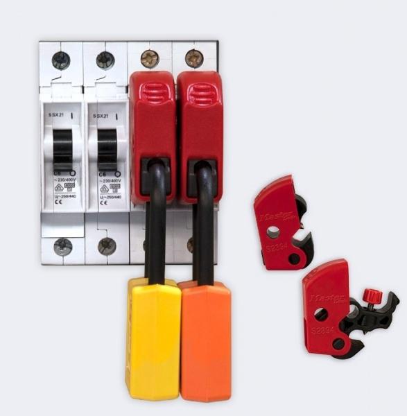 Master Lock - drošības slēdzeņu un brīdinājuma zīmju risinājumi-12
