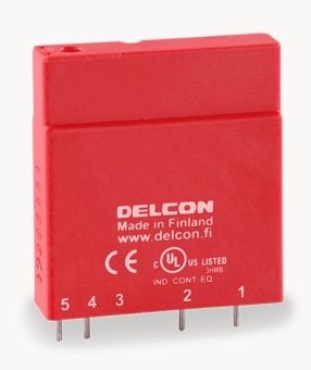 Delcon releji  - 10 gadu garantija-0