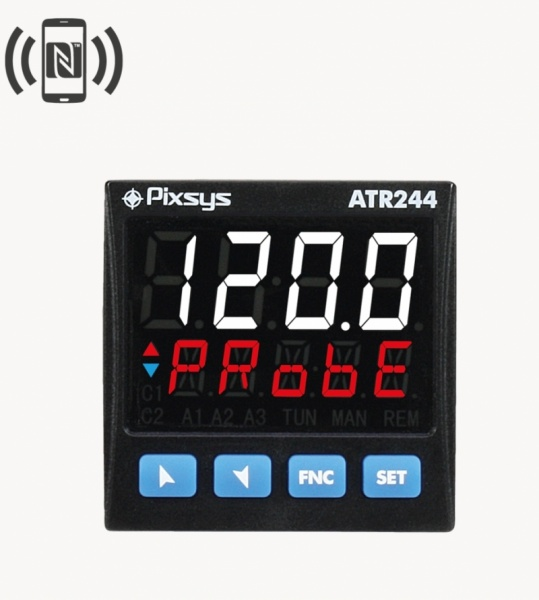 Multifunctional PID regulators-10