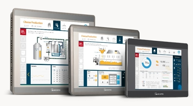 We are extending the range of products with WEINTEK HMI panels-0