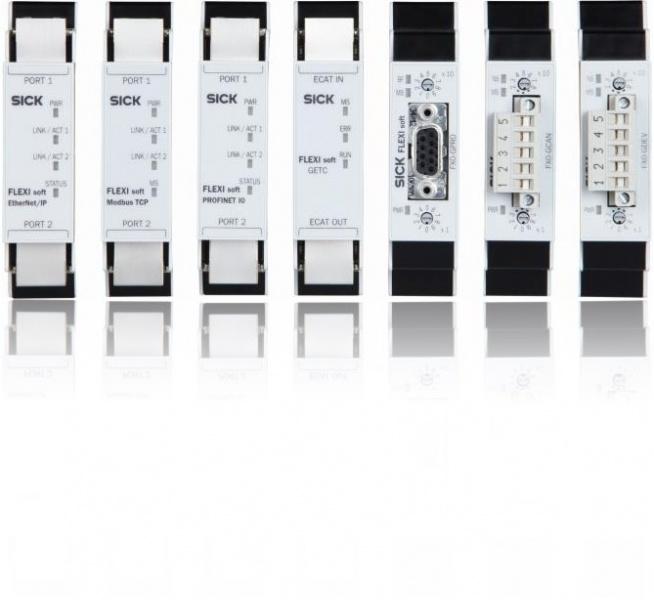 БЕЗОПАСНОСТЬ B КОМПАНИИ - начальный комплект PLC из SICK за особую цену-3