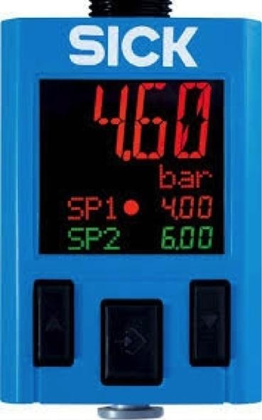SICK PAC50 spiediena slēdži-4
