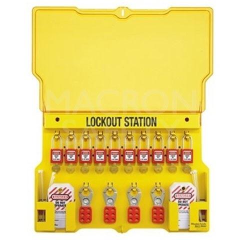 Master Lock - drošības slēdzeņu un brīdinājuma zīmju risinājumi-8