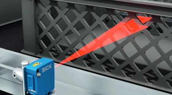 Фотоэлектрические датчики SICK W16 с технологией LineSpot-3