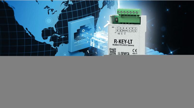 Modbus RTU via an existing Ethernet network-0