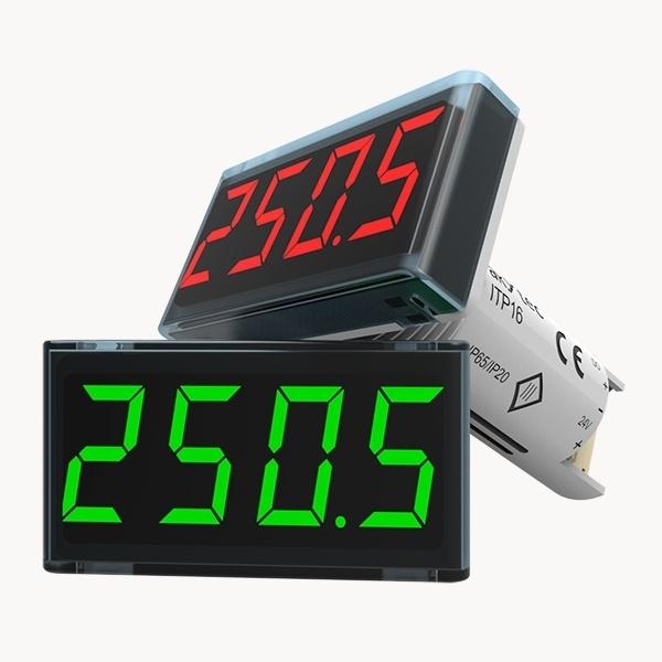ITP16 Temperatūras indikators un kontrollers-0