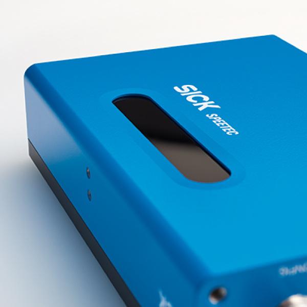 Bezkontakta virsmas kustības sensors SICK SPEETEC 1D-0