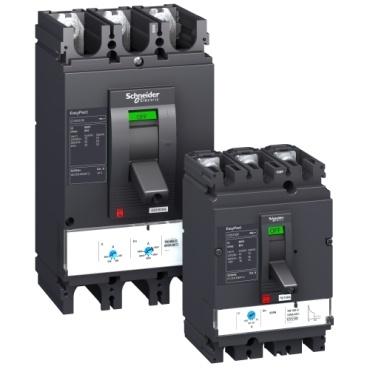 Schneider Electric EasyPact CVS автоматические выключатели с высокой мощностью-0