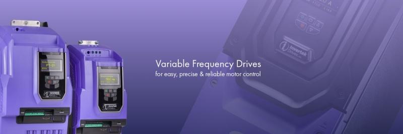 Invertek Drives frekvences pārveidotājiem AKCIJA-3