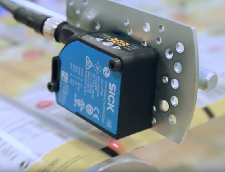 SICK KTS Prime - jaunākās paaudzes kontrasta sensors-4