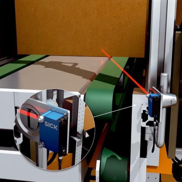 SICK G6 sērija: universāli optiskie sensori visa veida objektu noteikšanai-4
