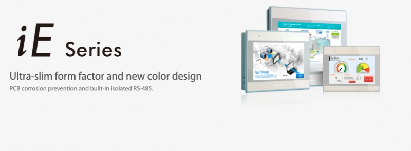 We are extending the range of products with WEINTEK HMI panels-4