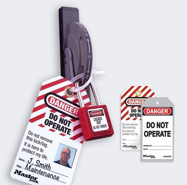Master Lock - drošības slēdzeņu un brīdinājuma zīmju risinājumi-24
