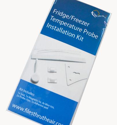 Ledusskapju un saldētavu temperatūras sensoru uzstādīšanas aprīkojums-0