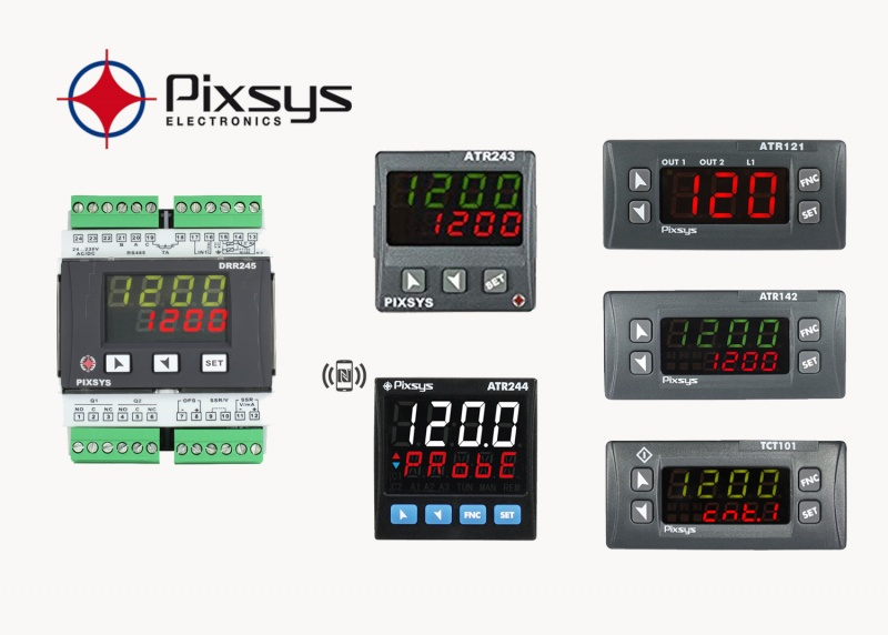 Multifunctional PID regulators-0