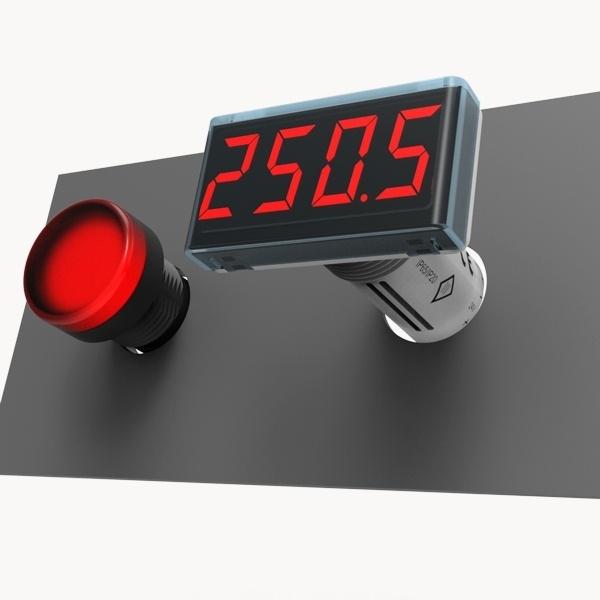 ITP16 Temperatūras indikators un kontrollers-1