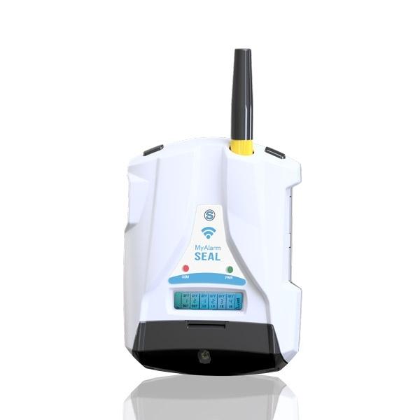The new SENECA GSM controller MyALARM SeAL-0