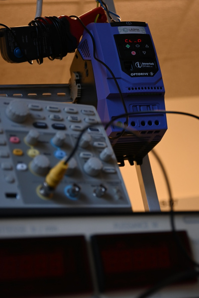 Invertek Drives frekvenču pārveidotājs Rīgas Tehniskajā univeristātē-2