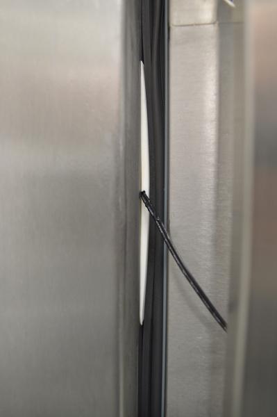 Оборудование для установки датчиков температуры холодильника и морозильника-3