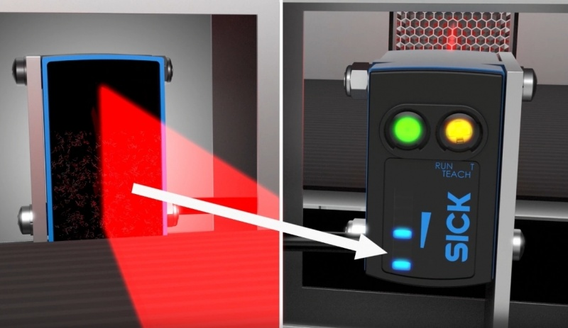 SICK Reflex Array photoelectric sensor with the 2D light array - multifaceted detection-8
