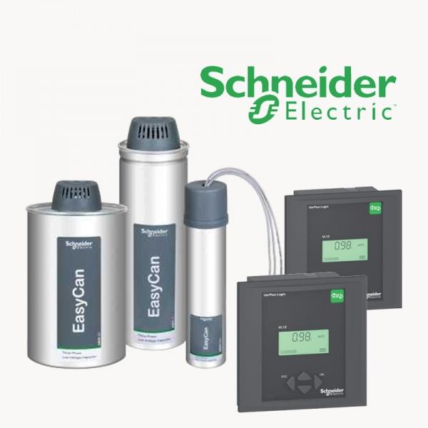 Schneider electric Reaktīvās jaudas kondensatori un kontroleri-3