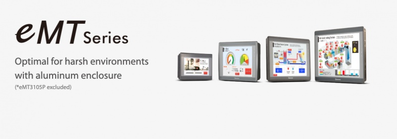 We are extending the range of products with WEINTEK HMI panels-3