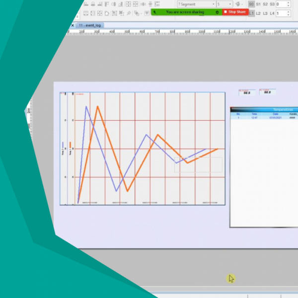Video from the second ONLINE SESSION: First steps in the development and functionality of Weintek HMI visualization-0