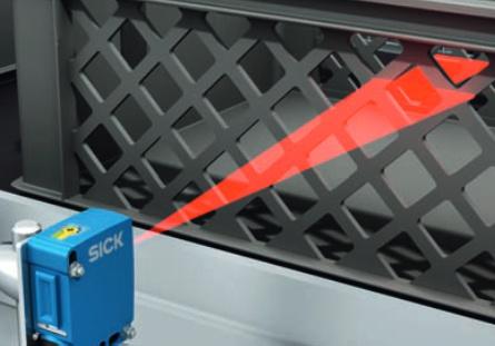 Фотоэлектрические датчики SICK W16 с технологией LineSpot-0