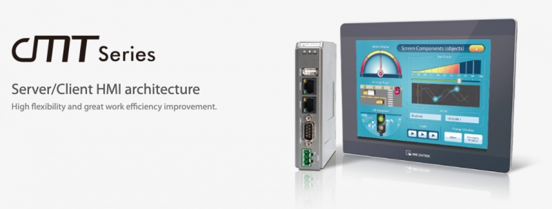 We are extending the range of products with WEINTEK HMI panels-6
