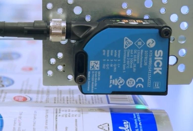 SICK KTS Prime - jaunākās paaudzes kontrasta sensors-5