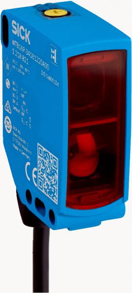 Фотоэлектрические датчики SICK W16 с технологией LineSpot-2