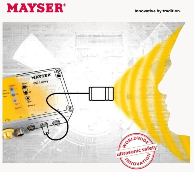 MAYSER- Ultraskaņas sensori cilvēku un darba vides aizsardzībai-0