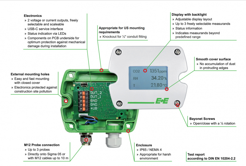 E+E Sigma 05 modulārā sensoru platforma-4