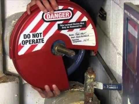 Master Lock - drošības slēdzeņu un brīdinājuma zīmju risinājumi-17