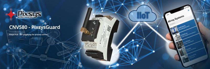 Pixsys Guard and CNV580 IIot- plug & play-2