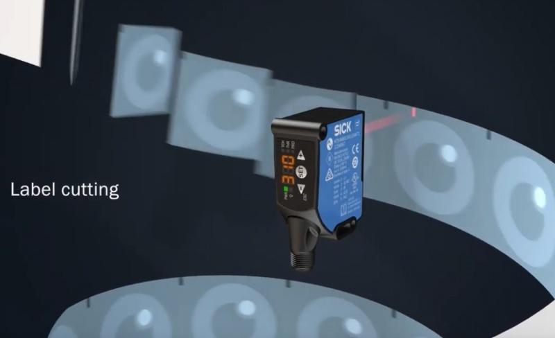 SICK KTS Prime - jaunākās paaudzes kontrasta sensors-6