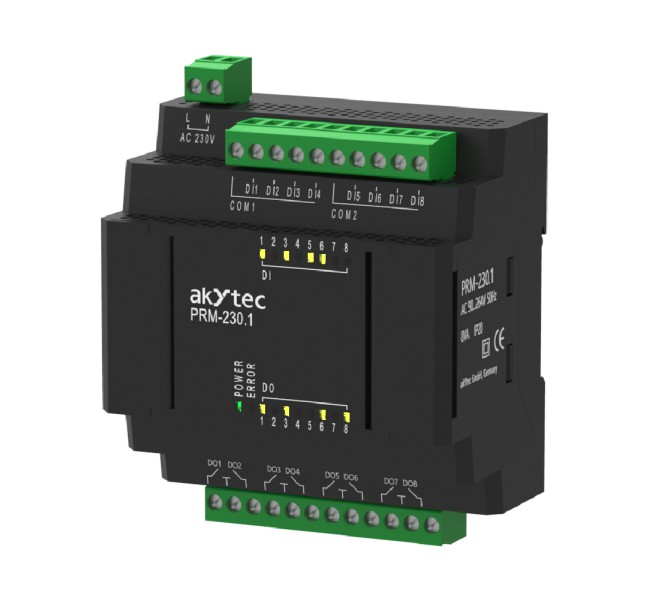 PLC extension modules