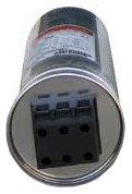 Reactive power capacitors