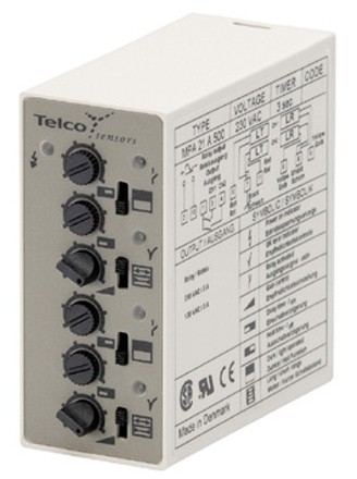 Sensor amplifiers controllers