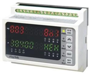 Измерительные приборы, устанавливаемые на рельсе D