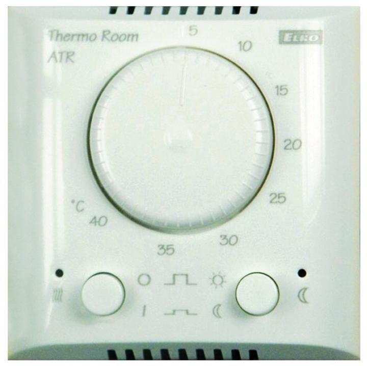 Vienkāršie temperatūras regulatori un termostati